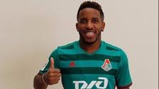 Jefferson Farfán fue presentado como nuevo jugador del Lokomotiv