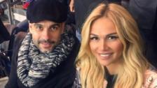 Guardiola se lució con modelo rusa en Mónaco