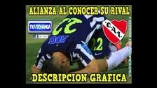 Alianza Lima enfrentará a Independiente y explotan los memes