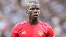 Pogba estrenó nuevo 'look' para el siguiente partido del Manchester United
