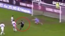 Solo ante el arquero: Lapadula desperdició gol en derrota del Milan