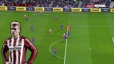 El gol mal anulado a Griezmann que pudo cambiar la historia contra Barcelona