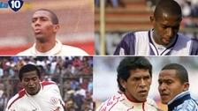10 jugadores que vistieron las camisetas de Alianza Lima y Universitario