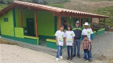 Joven que ayudó en accidente del Chapecoense recibió una casa