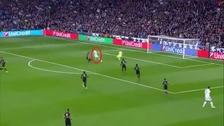 Benzema cometió un blooper y se perdió el segundo gol del Real Madrid