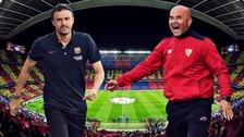 Jorge Sampaoli sería el reemplazo de Luis Enrique en Barcelona
