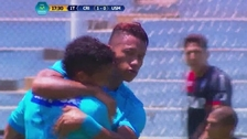 Ray Sandoval anotó un golazo tras un gran contragolpe de Sporting Cristal