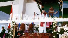 Así fueron las dos visitas del papa Juan Pablo II al Perú