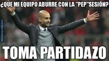Los memes más hilarantes de la jornada goleadora de Champions League