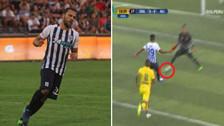 Alianza Lima perdió dos goles cantados en solo tres minutos