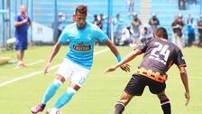 Ray Sandoval anotó un golazo de 'palomita' en el triunfo de Sporting Cristal