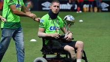 Jackson Follman aspira competir en los Juegos Paralímpicos