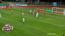 Volante venezolano anotó golazo de zurda en triunfo ante Argentina