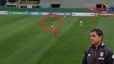 El blooper de Perú que casi acaba en gol de Brasil en Sudamericano Sub 17