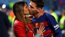 El romántico mensaje de Lionel Messi por el cumpleaños de su esposa