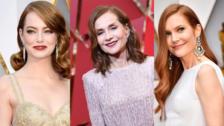 Glamour y desaciertos de las celebridades en los Premios Oscar