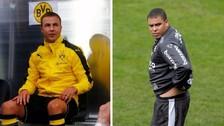 Mario Gotze podría sufrir la misma enfermedad que Ronaldo Nazario