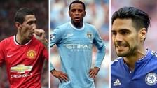 Los siete jugadores que no pudieron brillar en la Premier League