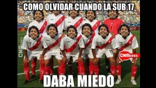 Los memes de la eliminación de Perú del Sudamericano Sub 17