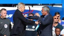 Con Mourinho y Wenger: 5 rivalidades irreconciliables entre entrenadores