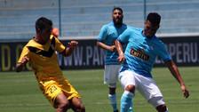 Cantolao selló la goleada ante Sporting Cristal en dos minutos