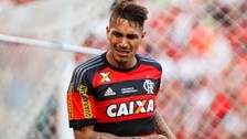 Paolo Guerrero cometió penal con infantil mano en derrota de Flamengo