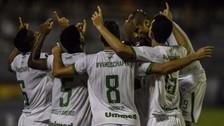 En la Libertadores: la celebración de Chapecoense que conmueve al mundo