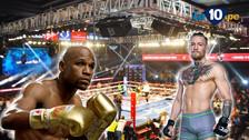 Floyd Mayweather anunció que regresa del retiro para pelear ante McGregor