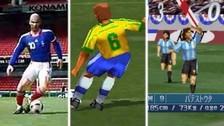 Los 8 futbolistas que daban 'miedo' en Winning Eleven