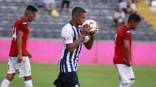 Kevin Quevedo se lució con un 'póker' en la goleada de Alianza Lima