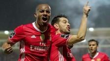 En triunfo ante Belenenses: las mejores jugadas de André Carrillo con Benfica