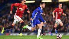 La gran jugada 'maradoniana' de Hazard que acabó en un tapadón de De Gea