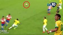 El nuevo Neymar: Vinicius y su triple 'sombrero' en la misma jugada