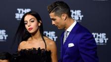 Crearon una cuenta de Instagram para atacar a la novia de Cristiano Ronaldo