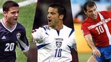Cinco futbolistas que jugaron hasta en tres selecciones distintas