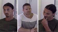 Joven fue a una entrevista de trabajo y apareció Ibrahimovic para interrogarlo