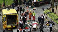 Fotos | Las terribles escenas que dejó el ataque terrorista en Londres