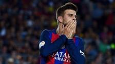 Gerard Piqué deberá pagar 1500 euros por criticar a los árbitros