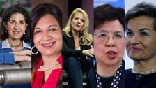 Ellas son 5 las científicas más poderosas
