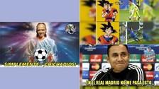 Chicharito y Keylor Navas en la mira de los memes tras el triunfo de México