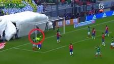 El terrible blooper de Keylor Navas en la derrota de Costa Rica