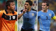 El posible once de Uruguay para enfrentar a Perú en las Eliminatorias