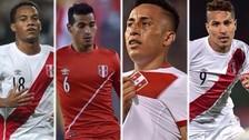 El probable 11 de Perú para enfrentar a Uruguay por las Eliminatorias