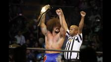 Imperio Lucha Libre: Imágenes de Carlito como campeón imperial