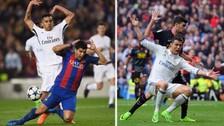 Los 5 futbolistas más 'teatreros' del mundo