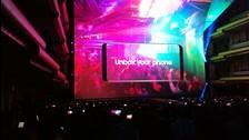 Mira las imágenes que dejó el Samsung Unpacked 2017