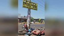 Reportan cúmulo de desechos en la avenida Arriola de La Victoria