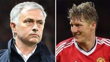 José Mourinho reconoció que trató mal a Bastian Schweinsteiger