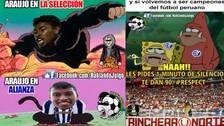 Los equipos peruanos protagonizan memes por el reinicio del Torneo de Verano