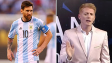 Periodista Liberman criticó duramente a Messi y le dice mentiroso
